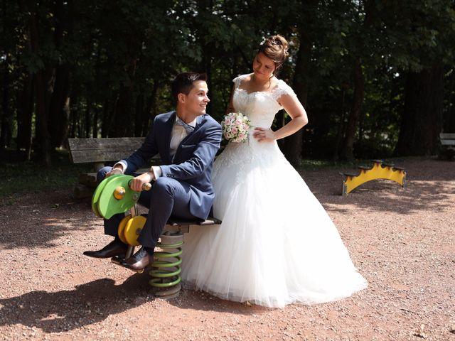 Le mariage de Julian et Isaline à Boucq, Meurthe-et-Moselle 6