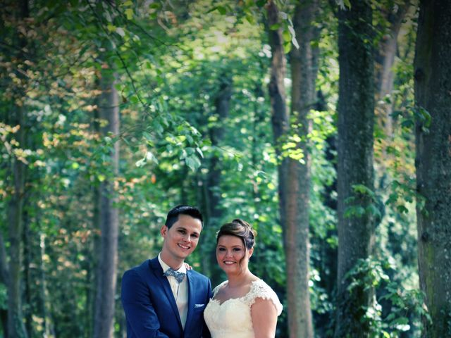 Le mariage de Julian et Isaline à Boucq, Meurthe-et-Moselle 7