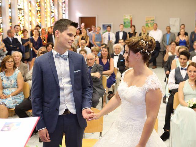Le mariage de Julian et Isaline à Boucq, Meurthe-et-Moselle 8