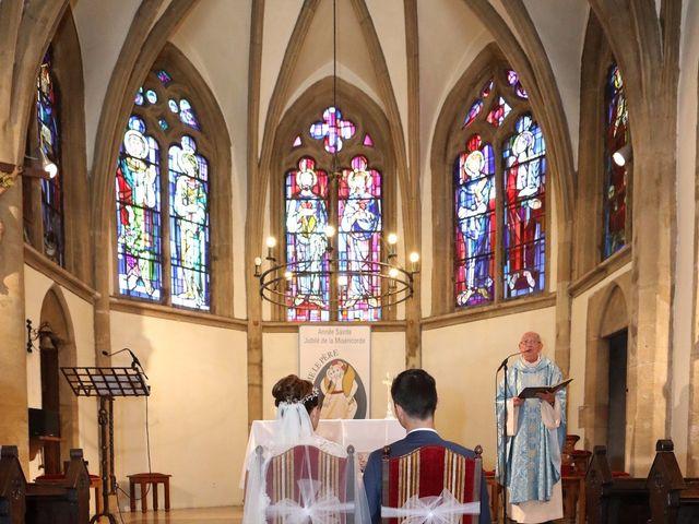 Le mariage de Julian et Isaline à Boucq, Meurthe-et-Moselle 10