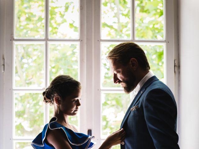 Le mariage de Julien et Camille à Gigondas, Vaucluse 4