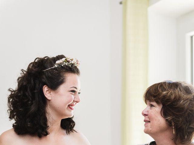Le mariage de Julien et Camille à Gigondas, Vaucluse 7