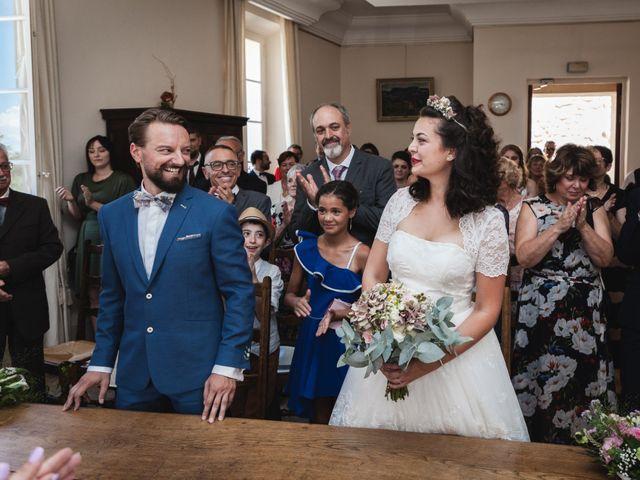 Le mariage de Julien et Camille à Gigondas, Vaucluse 12