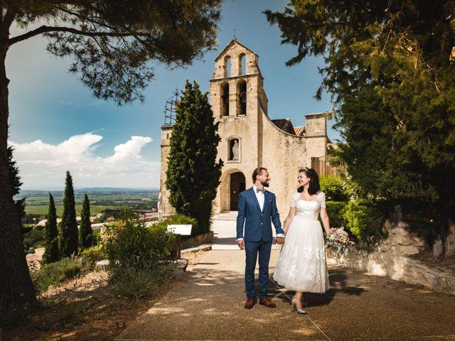 Le mariage de Julien et Camille à Gigondas, Vaucluse 14