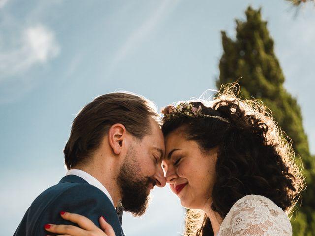 Le mariage de Julien et Camille à Gigondas, Vaucluse 16