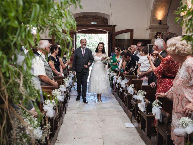 Le mariage de Julien et Camille à Gigondas, Vaucluse 17