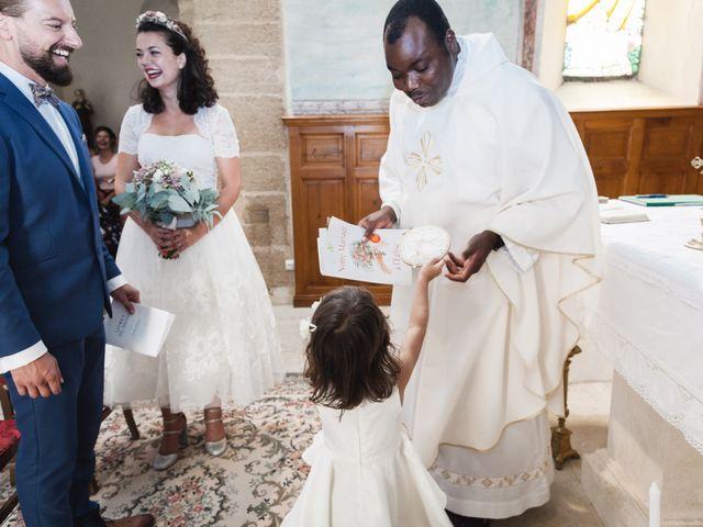 Le mariage de Julien et Camille à Gigondas, Vaucluse 20