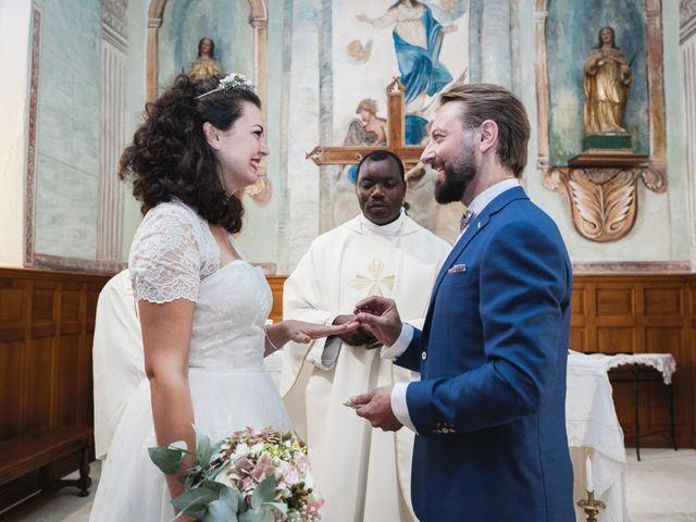 Le mariage de Julien et Camille à Gigondas, Vaucluse 22