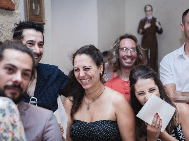 Le mariage de Julien et Camille à Gigondas, Vaucluse 23