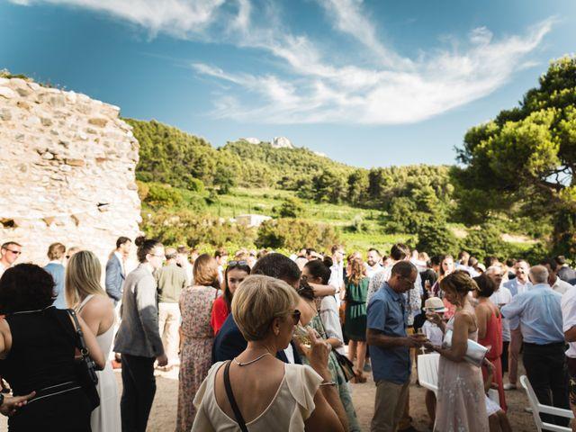 Le mariage de Julien et Camille à Gigondas, Vaucluse 26