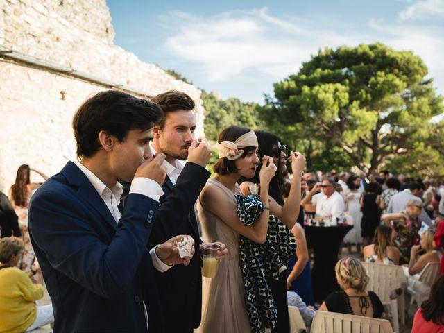 Le mariage de Julien et Camille à Gigondas, Vaucluse 27