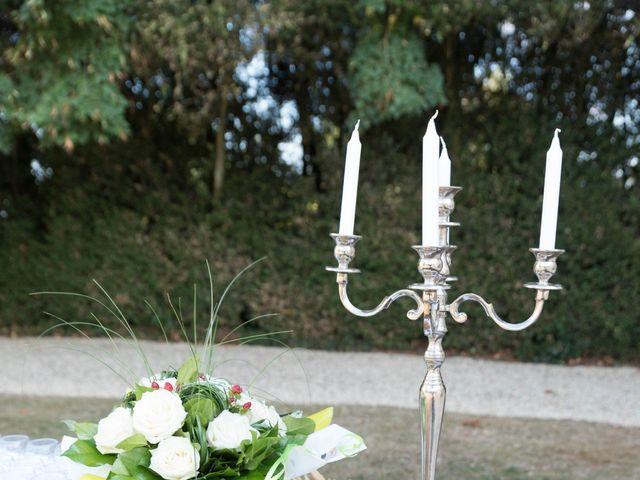 Le mariage de Damien et Amandine à Guéreins, Ain 19