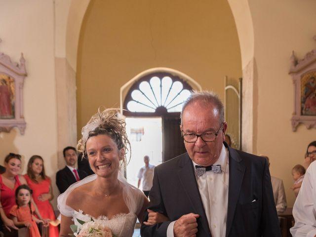 Le mariage de Damien et Amandine à Guéreins, Ain 25