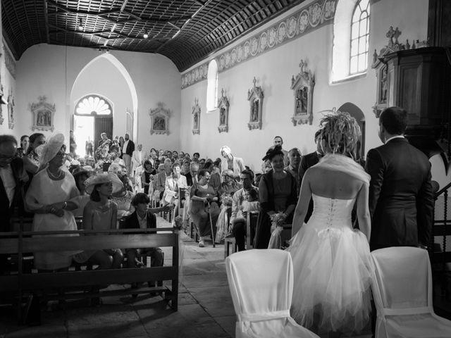 Le mariage de Damien et Amandine à Guéreins, Ain 26