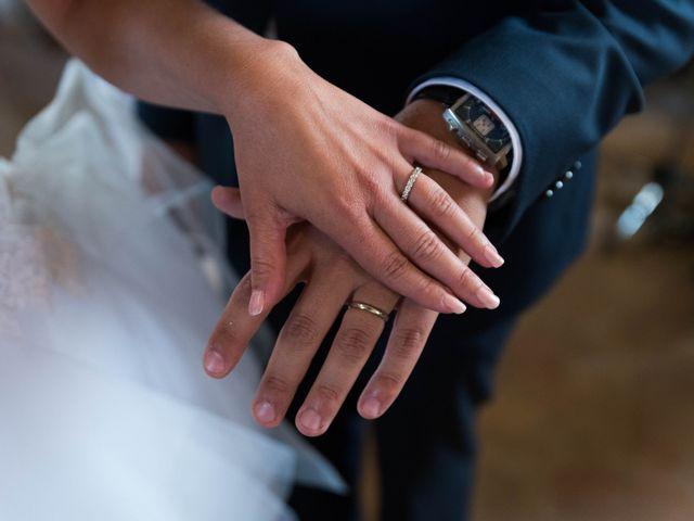 Le mariage de Damien et Amandine à Guéreins, Ain 27