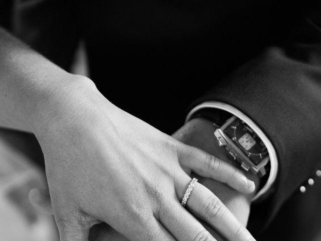 Le mariage de Damien et Amandine à Guéreins, Ain 28