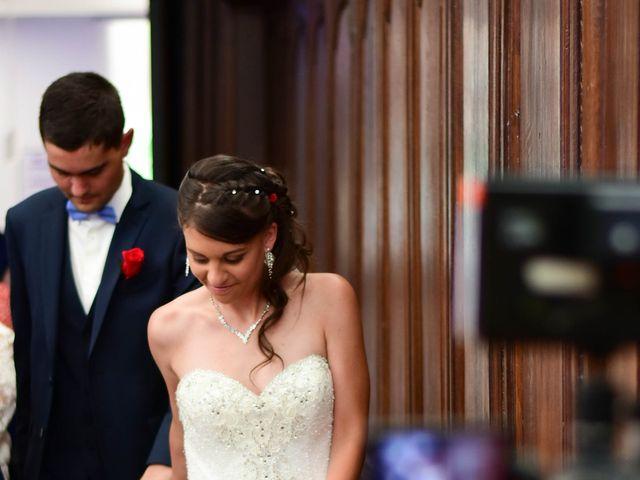 Le mariage de Vincent et Alexandra à Thionville, Moselle 8