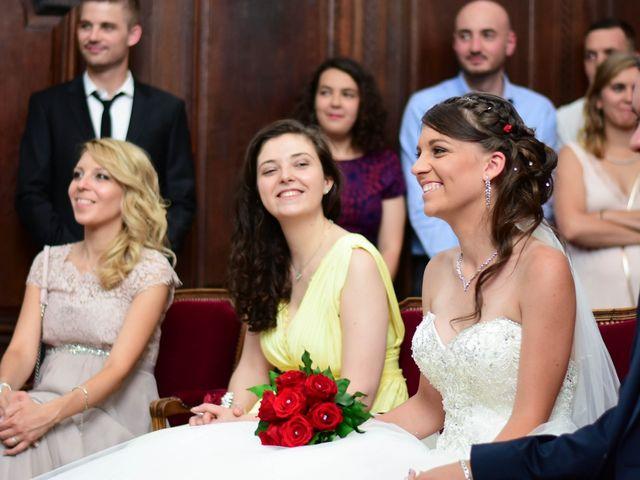 Le mariage de Vincent et Alexandra à Thionville, Moselle 9