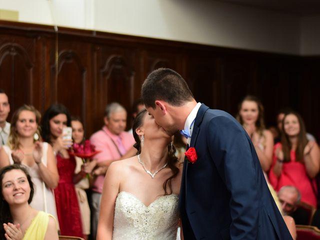 Le mariage de Vincent et Alexandra à Thionville, Moselle 10