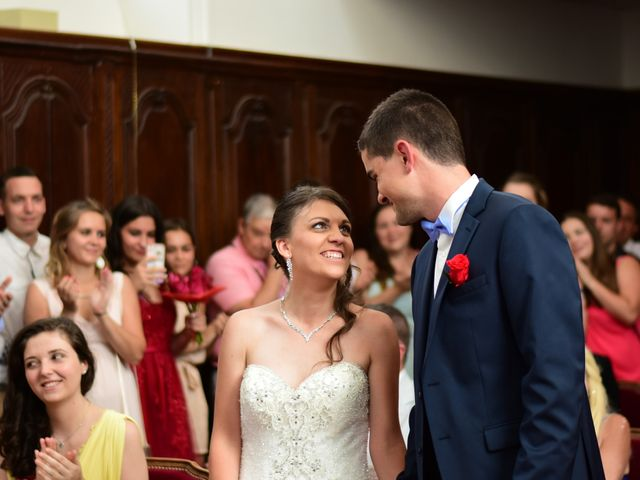 Le mariage de Vincent et Alexandra à Thionville, Moselle 11