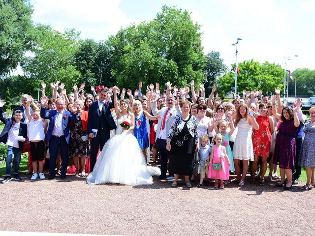 Le mariage de Vincent et Alexandra à Thionville, Moselle 18