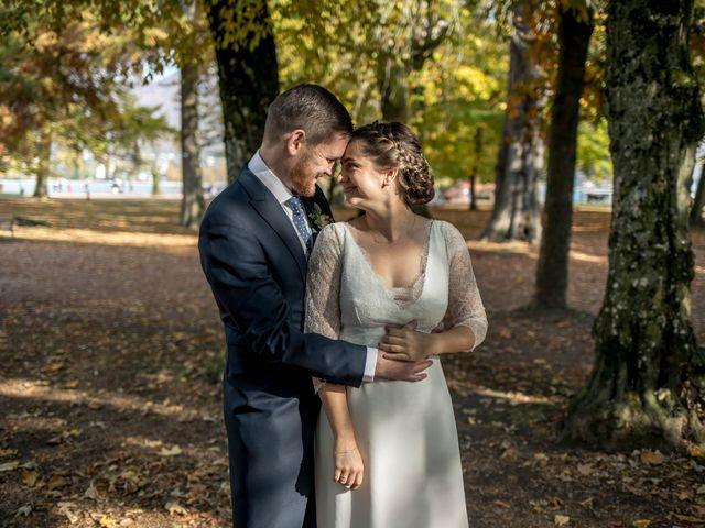 Le mariage de Olivia et Patrick