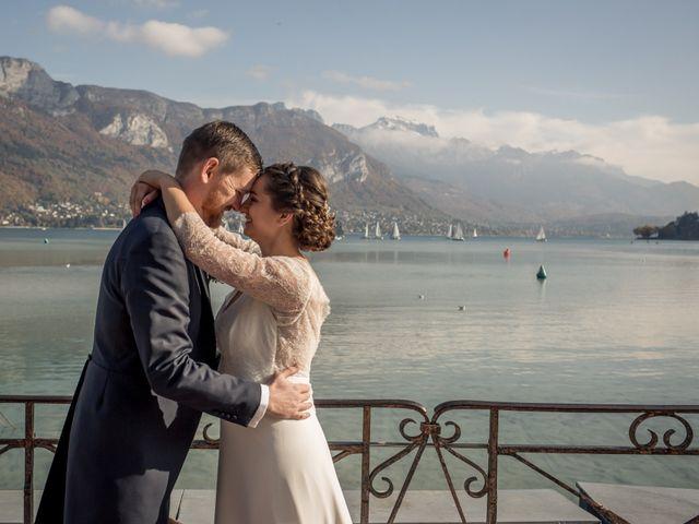 Le mariage de Patrick et Olivia à Annecy, Haute-Savoie 21