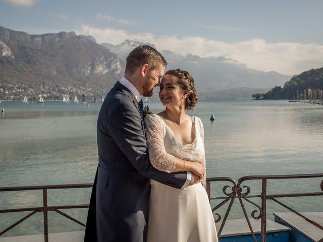 Le mariage de Patrick et Olivia à Annecy, Haute-Savoie 22