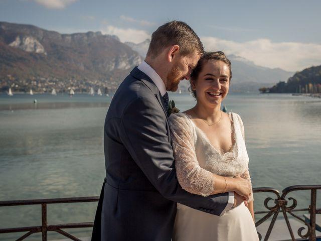 Le mariage de Patrick et Olivia à Annecy, Haute-Savoie 23