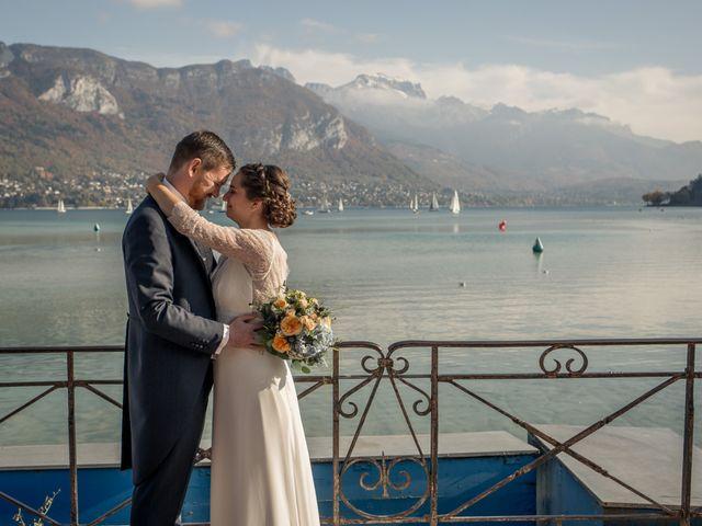 Le mariage de Patrick et Olivia à Annecy, Haute-Savoie 24