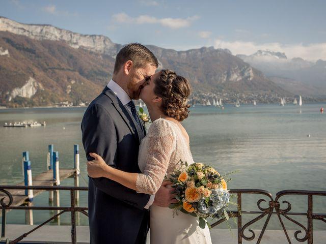 Le mariage de Patrick et Olivia à Annecy, Haute-Savoie 25