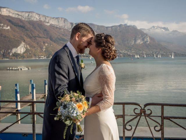 Le mariage de Patrick et Olivia à Annecy, Haute-Savoie 26