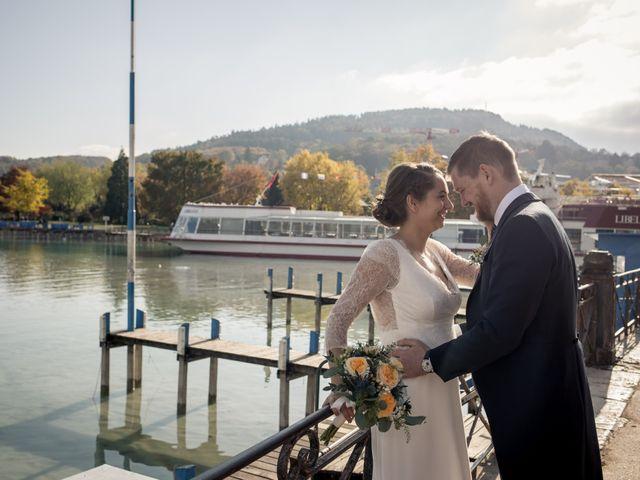 Le mariage de Patrick et Olivia à Annecy, Haute-Savoie 27