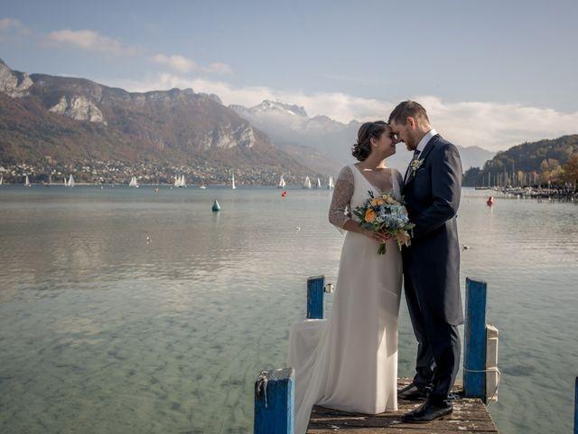 Le mariage de Patrick et Olivia à Annecy, Haute-Savoie 28