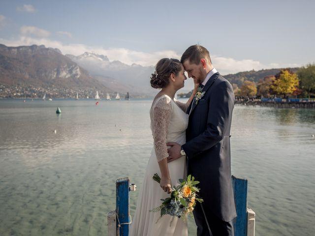 Le mariage de Patrick et Olivia à Annecy, Haute-Savoie 29