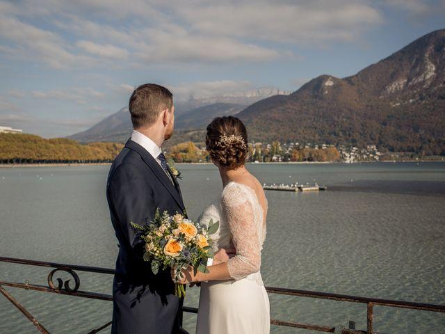 Le mariage de Patrick et Olivia à Annecy, Haute-Savoie 30