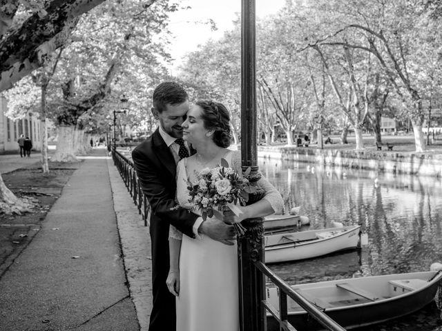 Le mariage de Patrick et Olivia à Annecy, Haute-Savoie 33