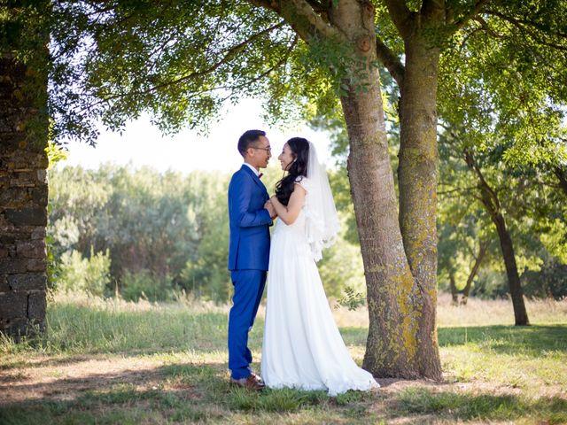 Le mariage de Lei et Aoitef