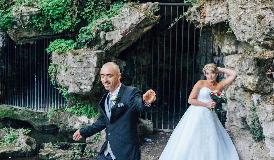 Le mariage de Christophe  et Alice à Courrières, Pas-de-Calais