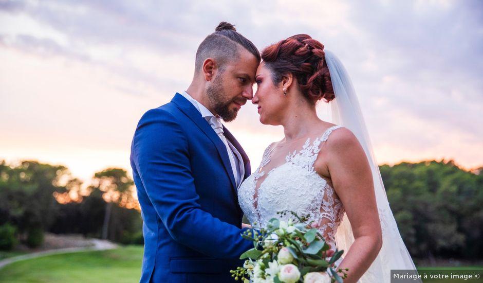 Le mariage de Kevin et Laure à Opio, Alpes-Maritimes
