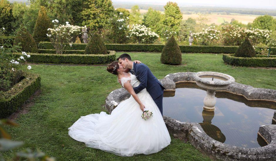 Le mariage de Julian et Isaline à Boucq, Meurthe-et-Moselle