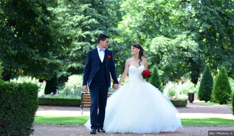 Le mariage de Vincent et Alexandra à Thionville, Moselle