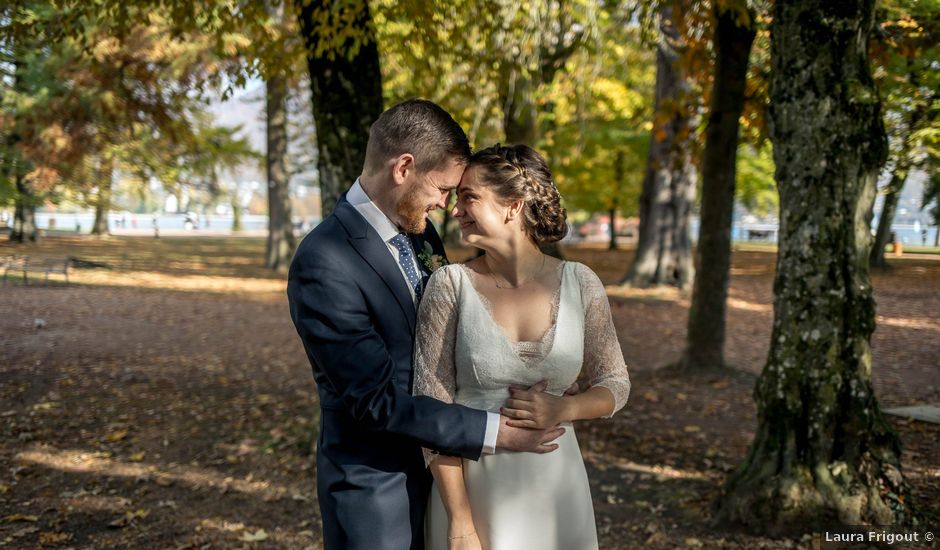 Le mariage de Patrick et Olivia à Annecy, Haute-Savoie
