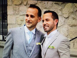 Le mariage de Florent et Matthieu