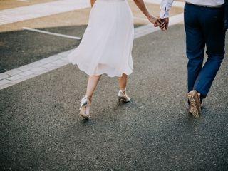 Le mariage de Melisa et Émilien 1