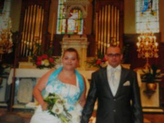 Le mariage de Sylvain et Laura 1