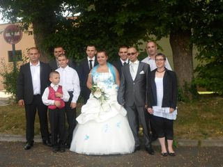 Le mariage de Sylvain et Laura 2