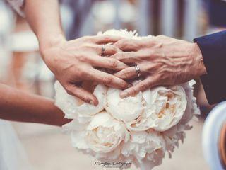Le mariage de Amélie et Thomas 1