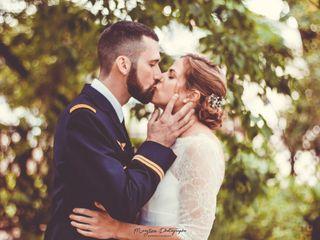Le mariage de Amélie et Thomas