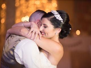 Le mariage de Jonathan et Cindy